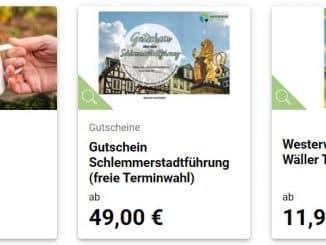 Tourist-Information Hachenburger Westerwald startet mit neuem Online-Shop