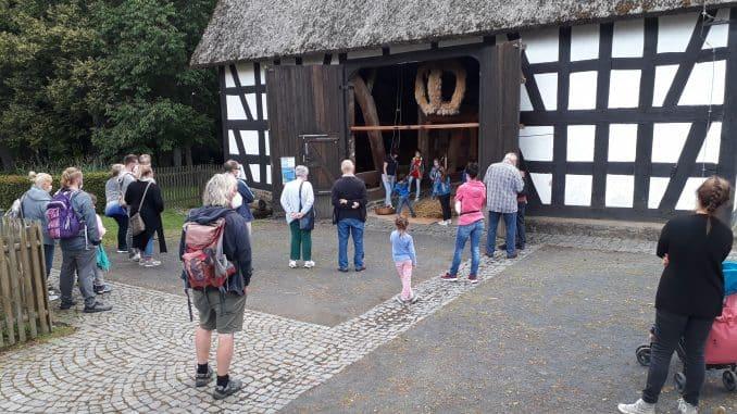 Ferienprogramm im Landschaftsmuseum Westerwald