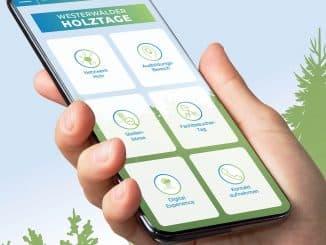 """Heimisches Holz ist jetzt digital """"Westerwälder Holztage"""" sind online: Virtuellen Besuchern steht umfangreiches Angebot zur Verfügung"""